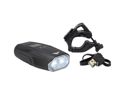 OnGear - LED forlygte med 600 Lumen - USB opladelig