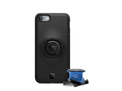 Quad Lock - Sykkelset - Deksel og brakett for styret / stammen - For Samsung Galaxy 8+