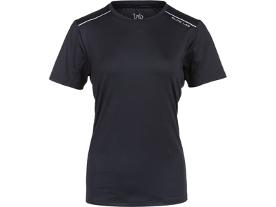 Elite Lab Tech Elite X1 - T -shirt - Korta ärmar - Kvinnor - Svart
