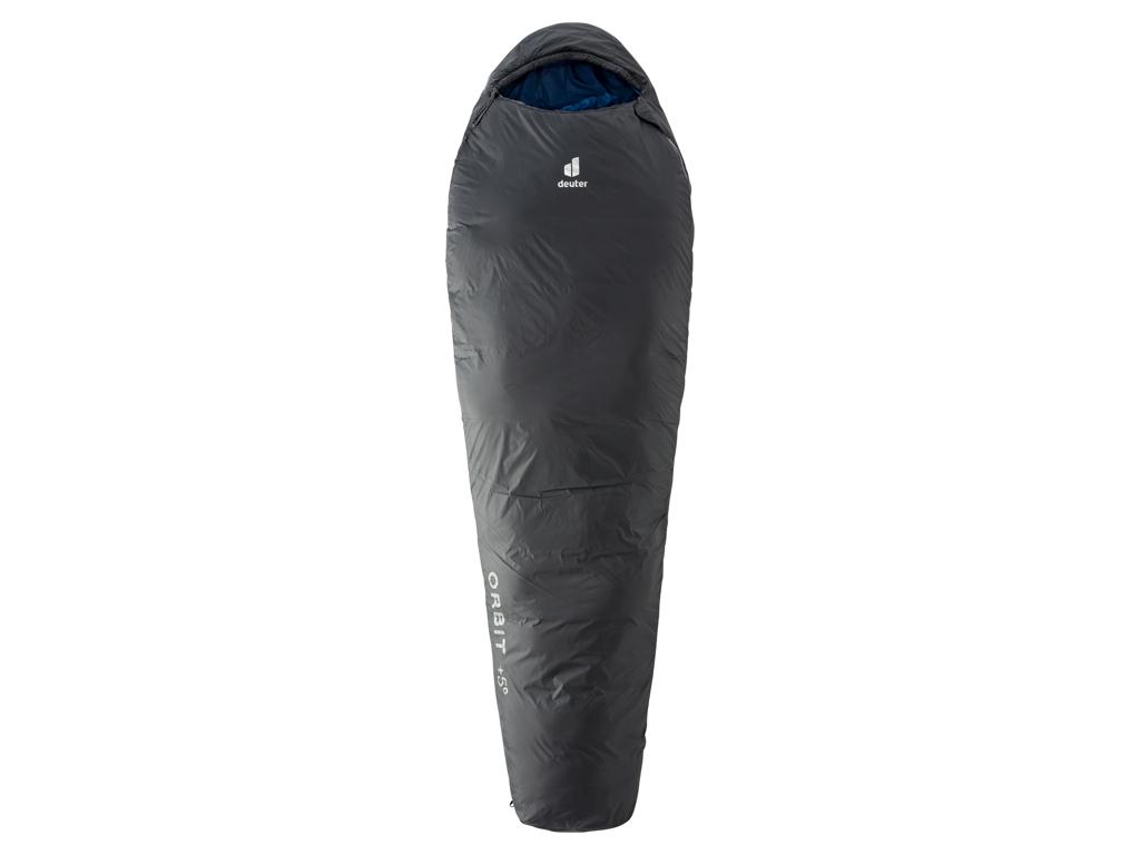 Deuter Orbit +5 - Sovepose til voksne op til 185 cm - Granite Steel