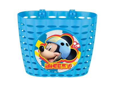 Seven - Mickey Mouse - Cykelkurv til børnecykel - Blå