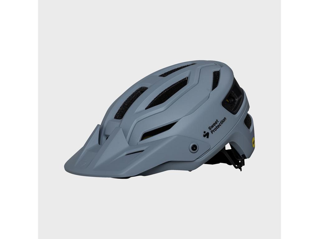 Sweet Protection Trailblazer MIPS - MTB hjelm - Matte Nardo Grey - Str. L/XL thumbnail