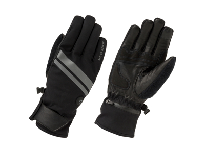 AGU Heated Gloves - Hanske med varme - Sort