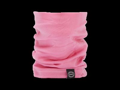 OXC - Halsringning - Merinoull - En storlek - Mysig rosa