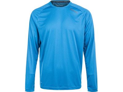 Endurance Janus - Cykel/MTB trøje m. lange ærmer - Blå