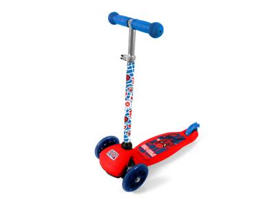 Sju - 3-hjulsscooter - Från 2 år