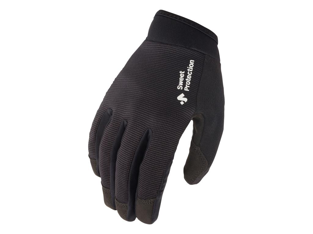 Sweet Protection Hunter Gloves - MTB Damehandske - Sort - Str. L thumbnail
