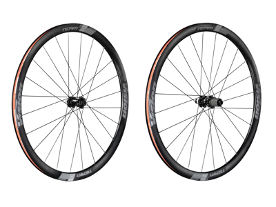 Vision Team 35 Disc Center Lock - Hjulsæt - 700c - Clincher - 11 gear - Sort
