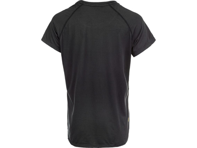Athlecia - Gaina W S/S Tee - Dame T-shirt - Sort