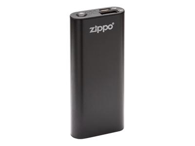 Zippo Heatbank - Powerbank & Håndvarmer I En - Sort