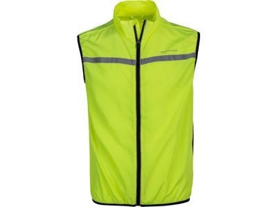 Endurance Sindry Light The Night - Løbevest - Unisex - Safety Yellow -  Str. M