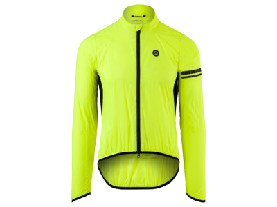 AGU Jacket Essential Wind - Vindjakke - Neon Gul