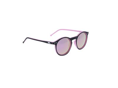 Three-pass DLX Elta - Solbriller med polarisert linse - Rosa