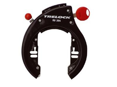 Trelock RS 306 - Ringlås - Sort