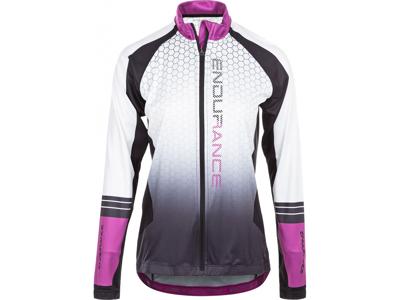 Endurance Vera - Sykkeltrøye med lange ermer - Kvinner - Hvit