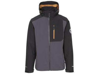 Trespass DLX Lutz - Softshell jakke - Mørk grå