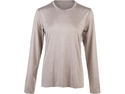 Endurance Maje Melange - T-shirt m. lange ærmer - Dame - Rosa