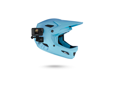 GoPro - Beslag til cykelhjelme - Front + side mount