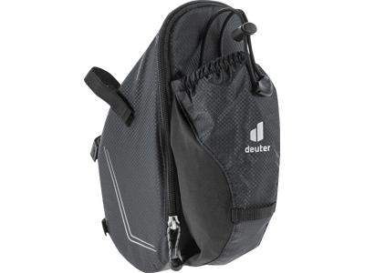 Deuter Bike Bag Bottle - Sadeltaske - Black - 1,2 liter