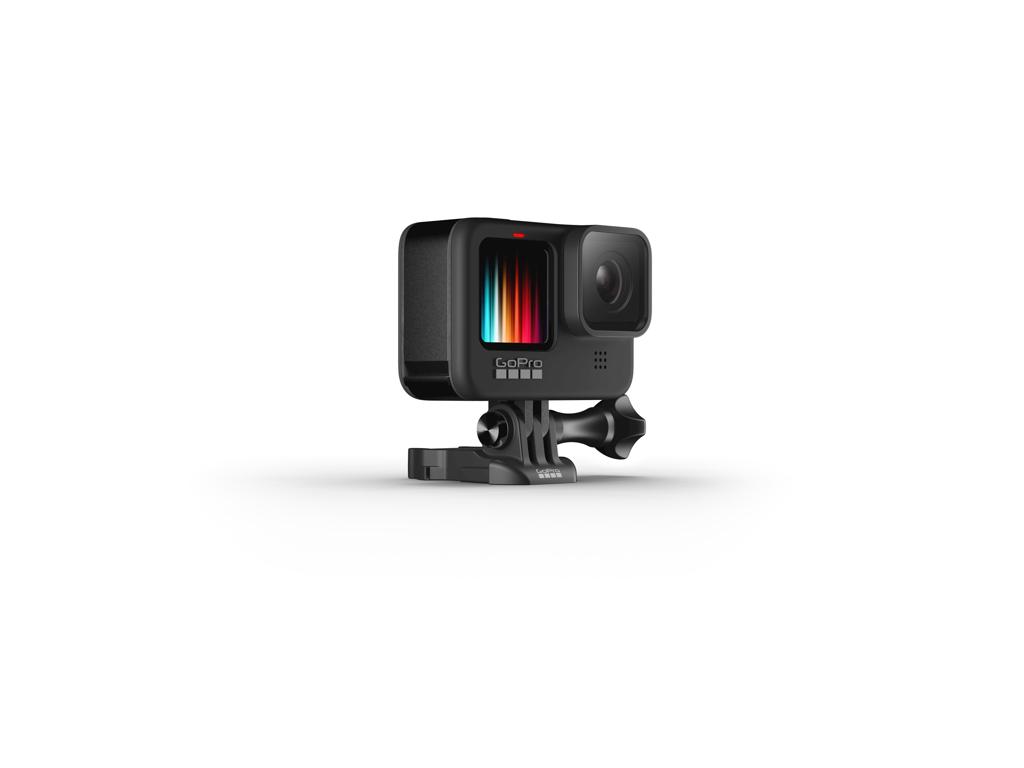GoPro Hero9 - Actionkamera - Sort