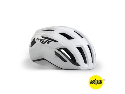 MET Vinci Mips - Cykelhjelm - Shaded White