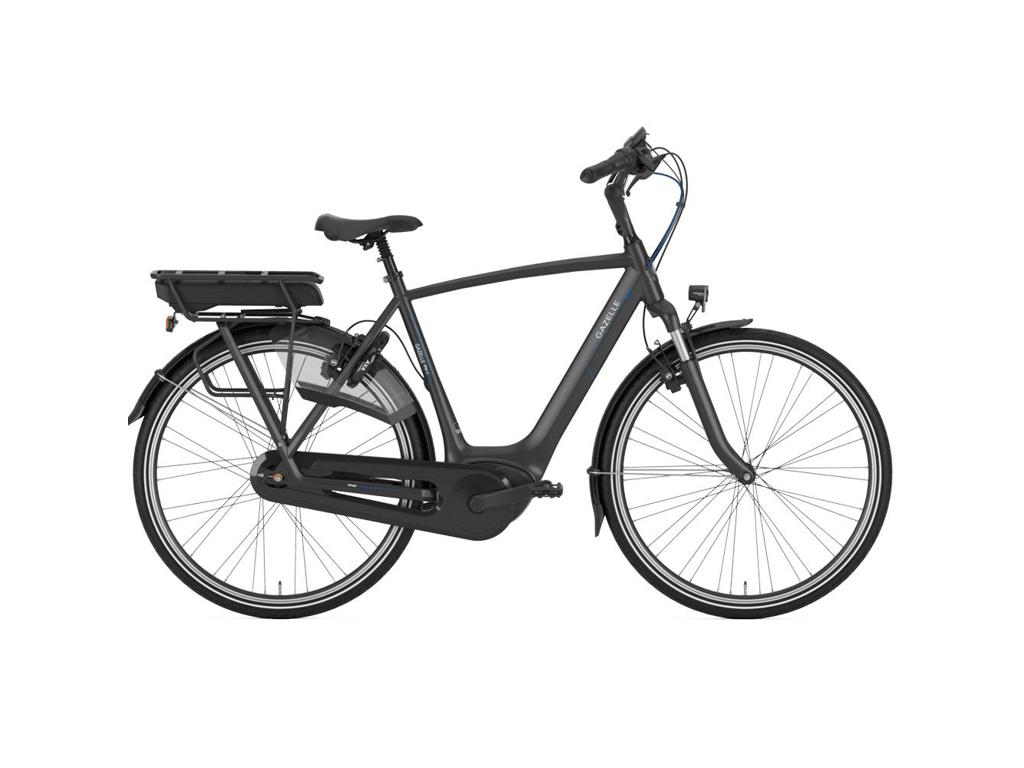 Gazelle  Arroyo C7+ Elcykel - 7 gear - Fodbremse - Black Mat - Herre