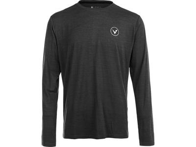 Virtus - Joker - Langærmet T-Shirt - Sort