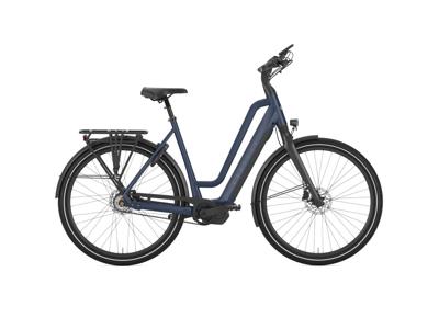 Gazelle  Chamonix C5 - Elcykel - Midnight Blue