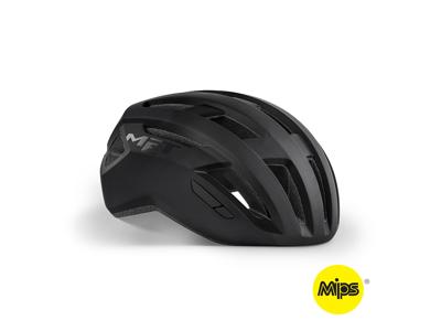 MET Vinci Mips - Cykelhjelm - Shaded Black