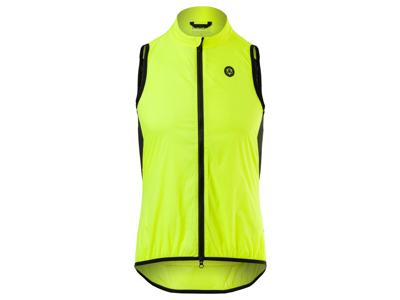 AGU Wind Body II Essential - Cykelvest - Neon Gul