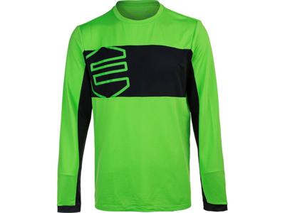Endurance Havent - Cykel/MTB trøje m. lange ærmer - Herre - Grøn