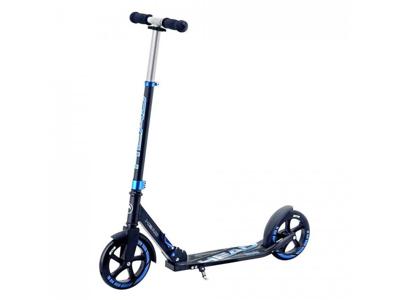 HEAD Urban 205 - Løbehjul med 205mm hjul til børn og voksne - Sort/Blå