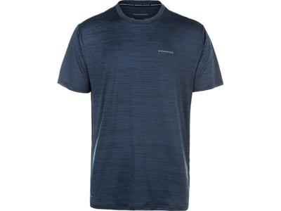 Endurance Mell Melange - T-shirt m. korte ærmer - Blå