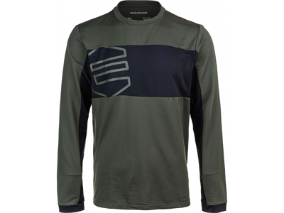 Endurance Havent - Cykel/MTB trøje m. lange ærmer - Grøn