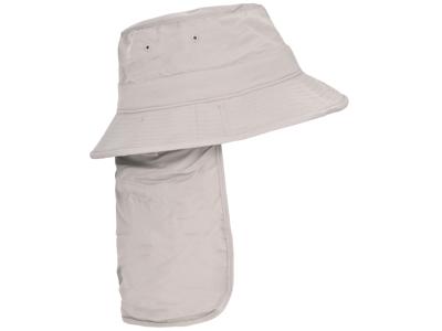 Trespass Bearing - Hat med nakke skygge - Beige