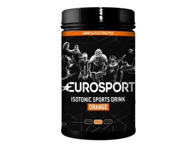 Eurosport Nutrition - Isotonisk Sportsdrik - Orange - 600 g