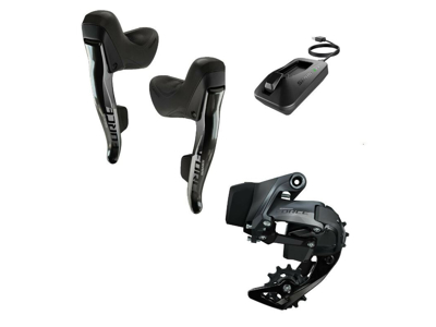 Sram Force eTap AXS 1X Upgrade Kit - Elektronisk gear - 1x12 gear