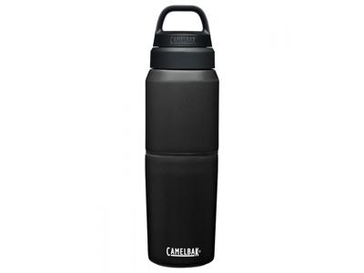 Camelbak MultiBev SST Vacuum Stainless - Multiflaske - 0,5/0,35 L - Black/black