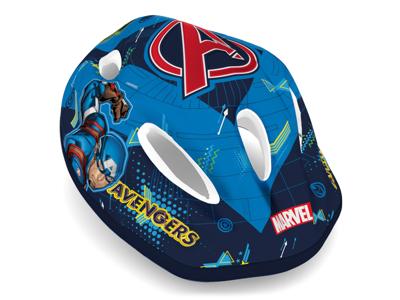 Seven - Avengers - Sykkelhjelm - Blå - Størrelse 52-56 cm