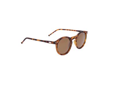 Three-pass DLX Elta - Solbriller med polarisert linse - Brun