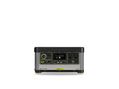 Goal Zero - Yeti 500X - Powerbank - Transportabel - Kapacitet 500 Wh