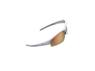 BBB Impress Small BSG-68 - Cykelbriller - Hvid -  Inkl. 3 linser
