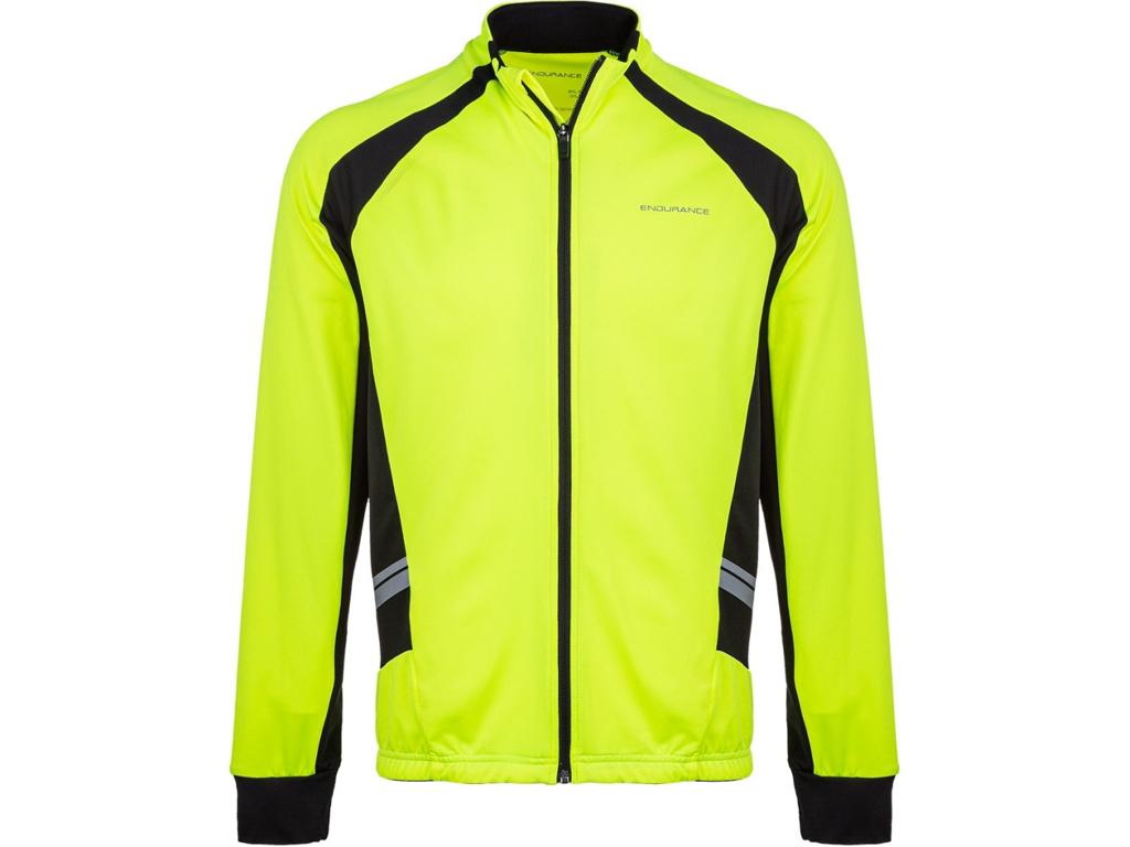 Køb Endurance Verner – Cykel/MTB jakke – Herre – Safety Yellow –  Str. S
