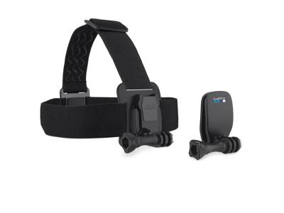 GoPro - Hovedstrop og quick clip