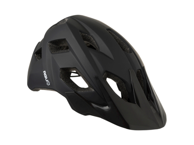 AGU - XC MTB - MTB Cykelhjälm - Svart