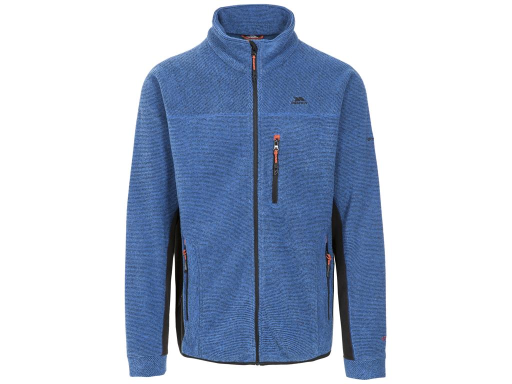 Trespass Jynx - Fleece jakke - Hr. - Str. M - Blå