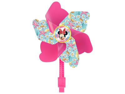 Seven - Minnie Mouse - Vindmølle til cykelstyr - Pink