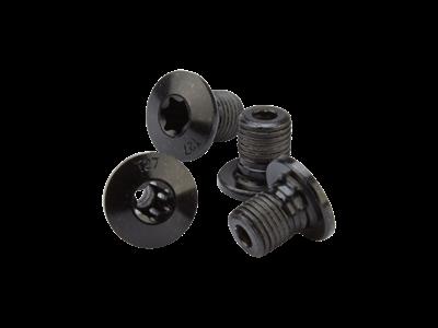 Shimano XTR - Bladbolter - 4 stk. - For eksteriør med dobbelt kranksett - FC-M9000