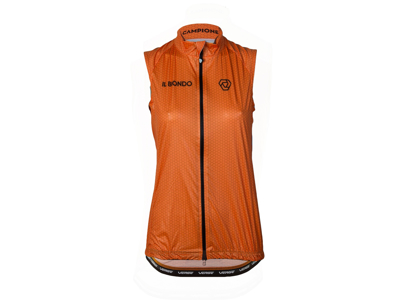 Il Biondo Road Warrier - Cykelvest - Dame - Toscany Orange