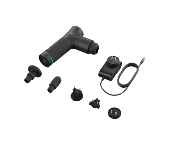 Hyperice - HyperVolt Plus - Massage Maskine - Sort